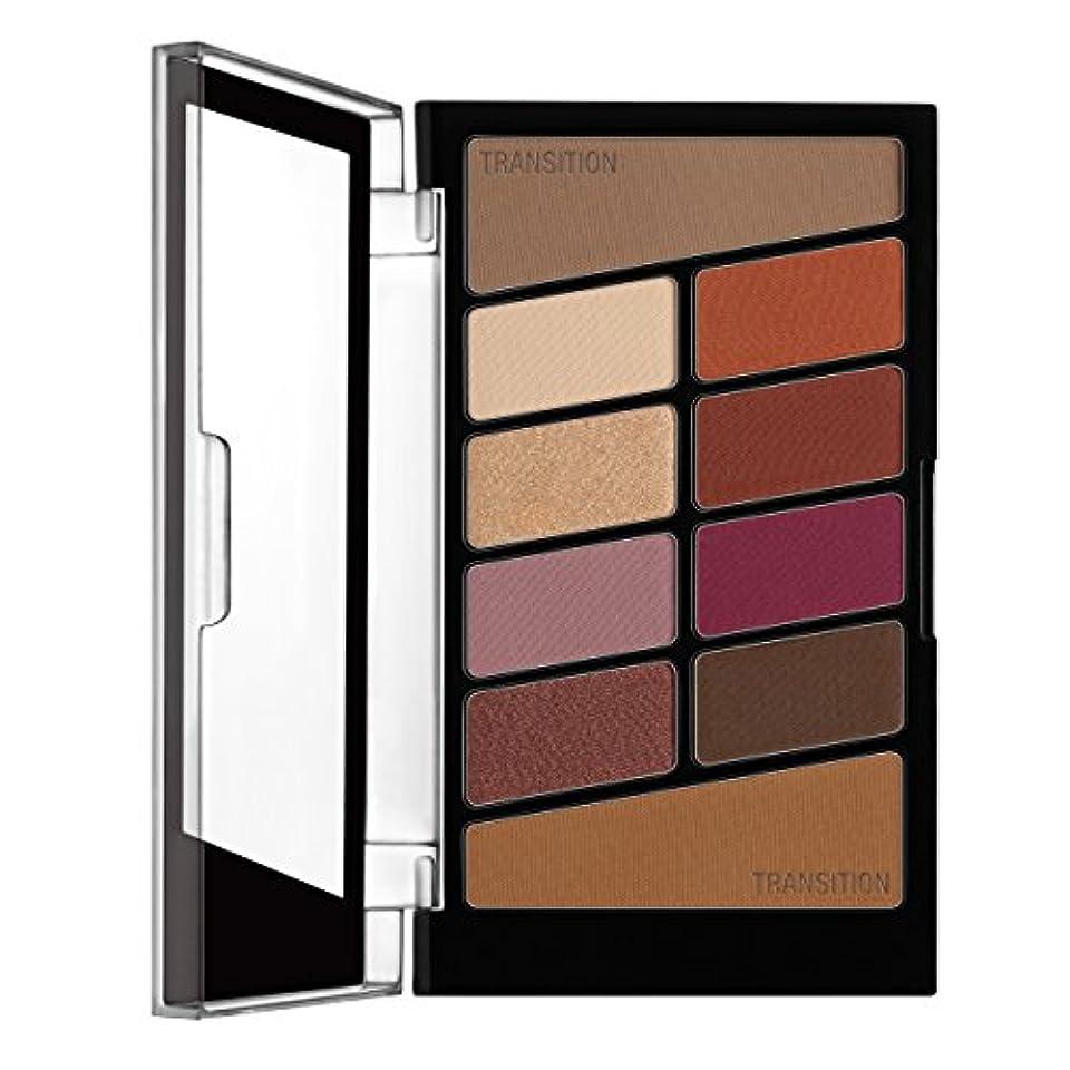 欲望租界思われるWET N WILD Color Icon Eyeshadow 10 Pan Palette - Rosé In The Air (並行輸入品)