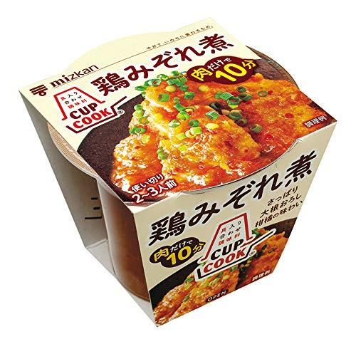 ミツカン CUPCOOK 鶏みぞれ煮 160G 1個