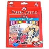 ファーバーカステル Faber-Castell 油性色鉛筆セット 48色 115858 並行輸入