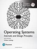 Cover of Operating Systems: Internals and Design Principles, Global Edition