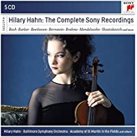 Hilary Hahn: The Complete Sony Reccrdings