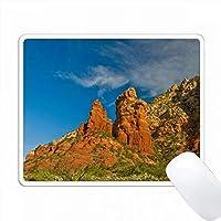 サンダーマウンテントレイル、セドナ、アリゾナ州、米国。 PC Mouse Pad パソコン マウスパッド