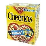 Cheerios チェリオ オーツ麦シリアル 1.1kg  [並行輸入品]