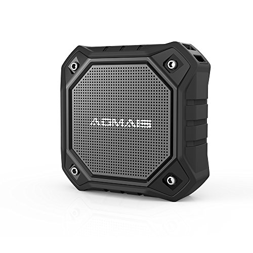 AOMAIS OUTDOOR Bluetooth スピーカー IPX7防水 ...