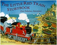 Little Red Train Adventures Storybook