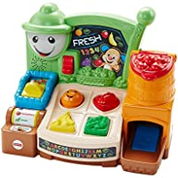 Fisher-Price Laugh & Learn Fruits & Fun Learning Market Baby Toy [並行輸入品]