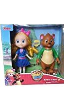 Disney Junior ~ Goldie and Bear ~ New Poseable Figures by Goldie & Bear