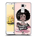 Head Case Designs フェノメナル・ウーマン アフリカン フェミニズム ソフトジェルケース LG Stylus 2