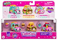 (Tasty Takeout) - Shopkins S3 3 Pack - Tasty Takeout