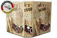 バインダー 2 Ring Binder Lever Arch Folder A4 printed Europe travel