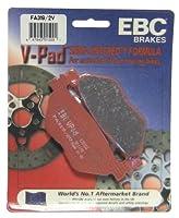 EBC Brakes FA319/2V セミ Sintered ディスク ブレーキパッド