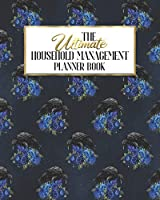 The Ultimate Household Management Planner Book: Birds Of Prey | Home Tracker | Family Record | Calendar | Contacts | Password | School | Medical Dental Babysitter | Goals Financial Budget Expense