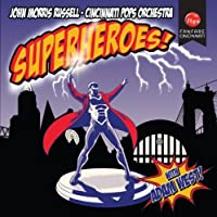 Superheroes! by Cincinnati Pops Orchestra (2013-09-24)