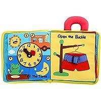 ウンチョン 布絵本 知育 紐通し おもちゃ ボタン 練習 布のおもちゃ 幼稚園 知育玩具 モンテッソーリ 教育玩具 布の絵本 紐結び 指先 幼児 子供