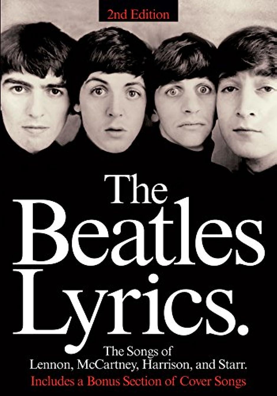 The Beatles Lyrics: The Songs of Lennon, McCartney, Harrison and Starr (English Edition)