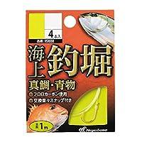 ハヤブサ(Hayabusa) 海上釣堀 糸付 真鯛・青物 IS600 10-4