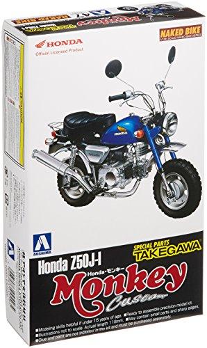 1/12 ネイキッドバイク No.47 Honda モンキー カスタム 武川