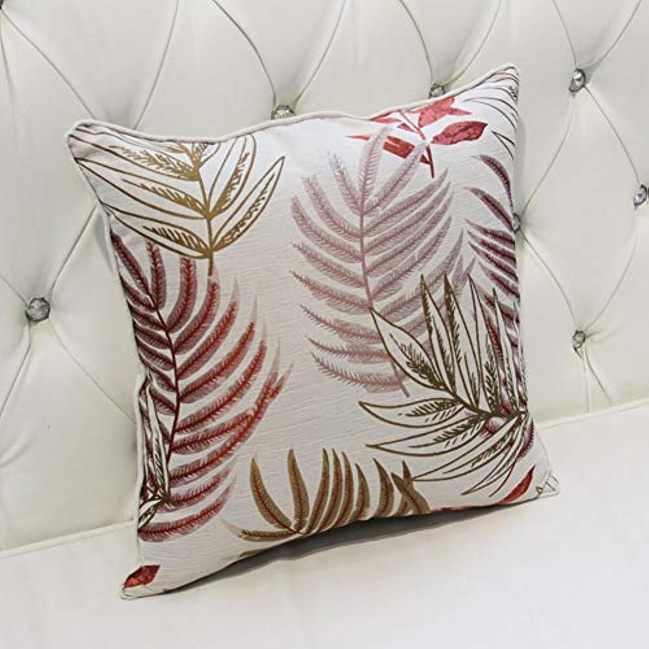 スタイル寂しい異常18-AnyzhanTrade 枕カバー綿のソファ枕椅子ベッドサイドウエスト枕 (Color : Style 3)