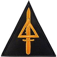 デルタフォース アメリカ陸軍米軍 US Army Operational Detachment Delta SFODA-D SFG COD Call of Duty ベルクロ面ファスナー パッチ Patch