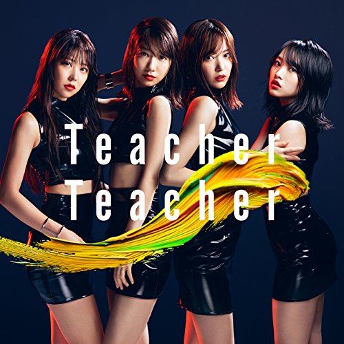 52nd Single「Teacher Teacher」<Type C>通常盤