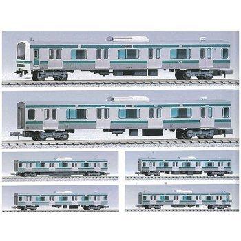 Nゲージ A4060 E231 常磐線 基本6両セット
