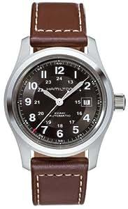 [ハミルトン]HAMILTON 腕時計 KHAKI FIELD AUTO H70555533 メンズ [正規輸入品]