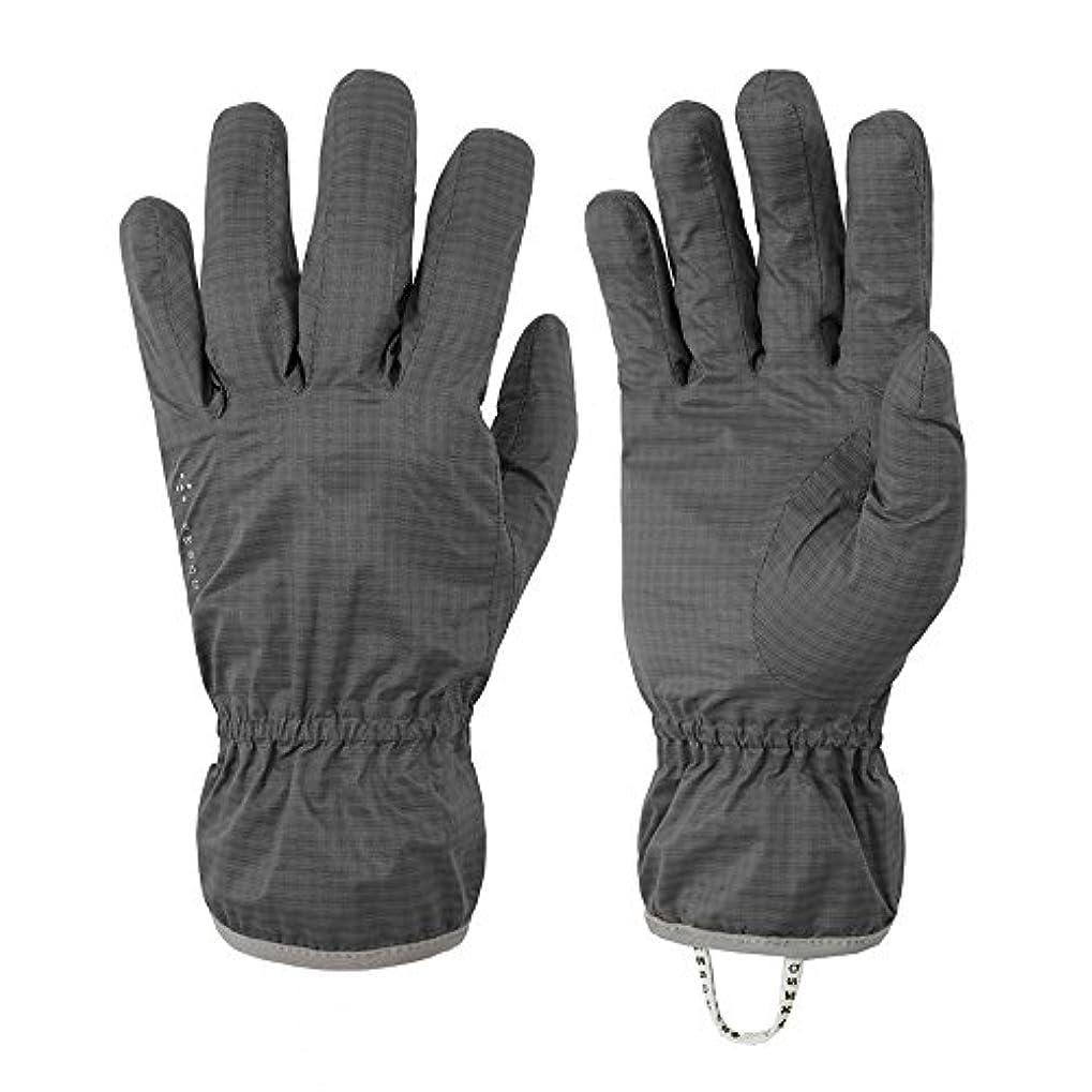 加害者コメントただAXESQUIN(アクシーズクイン) 手袋 Light Shell WP Glove RG3554 スネズ M