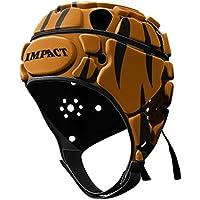IMPACT(インパクト)ラグビーヘッドキャップ Tigerオレンジ