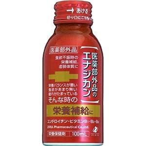 ゼリア新薬 エナジカン 100mL×6×5 【指定医薬部外品】