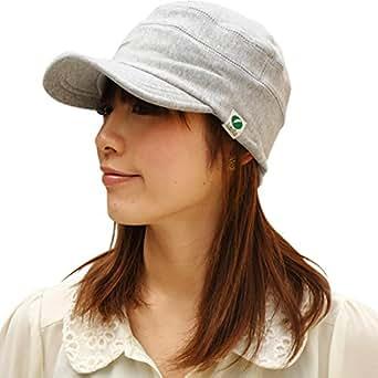 Nakota(ナコタ) スウェット ワークキャップ 帽子 男女兼用 Lサイズ グレー