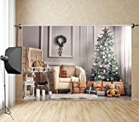fivanクリスマス写真Backdrops写真背景パーティー壁装飾背景fus171030 5x7ft(150x220cm) FUSCO-5x7ft-XT-5999