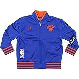 NBA Adidas Kids Little Boys (4 – 7 ) New York Knicks On Courtジャケット