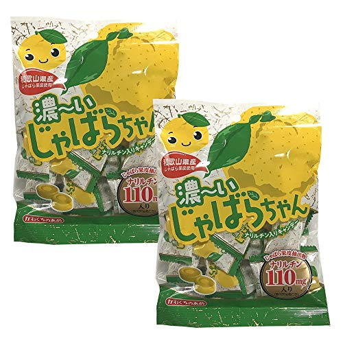 川口製菓 濃~いじゃばらちゃん 120g ×2袋