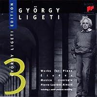 Ligeti: Etudes Musica Ricercata by PIERRE-LAURENT AIMARD (2008-01-15)