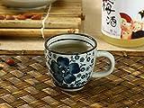 西田(Nishida) エスプレッソコーヒーカップ(青い椿)(75ml)/コップ/カップ/和食器 120017
