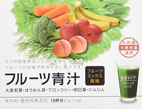 新日配薬品 フルーツ青汁