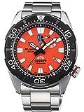 [オリエント]ORIENT 腕時計 M-FORCE  エムフォース 200mスキューバ潜水用防水  REVIVAL オレンジ WV0201EL メンズ
