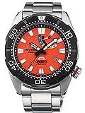 [オリエント]ORIENT 腕時計 スポーティー M-FORCE エムフォース 200mスキューバ潜水用防水 REVIVAL オレンジ WV0201EL メンズ