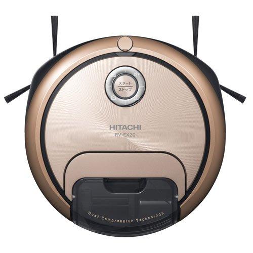 日立 ロボット掃除機 (ディープシャンパン)【掃除機】HITA...