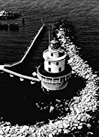"""壁アート印刷entitled Brandywine Shoal Lighthouse by alleycatshirts @ Zazzle 16"""" x 22"""" 5156632_3_0"""