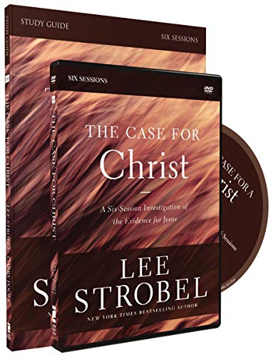 Download The Case for Christ: Investigating the Evidence for Jesus: Six-Sessions 0310698529