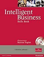 Intelligent Business Elementary Skills Book with CD-ROM