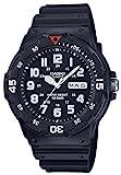「[カシオ] 腕時計 スタンダード STANDARD MRW-200HJ-1BJF メンズ ブラック」のサムネイル画像