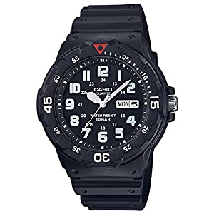 [カシオ]CASIO 腕時計 スタンダード MRW-200HJ-1BJF メンズ