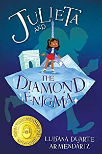 Julieta and the Diamond Enigma (English Edition)