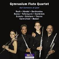 J.S.バッハ : 管弦楽組曲 第3番 ニ長調 BWV1068 ~ エア (G線上のアリア) 他 (Gymnasium Flute Quartet ~ dal barocco al jazz) [輸入盤]