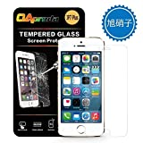 OAproda iPhone 7plus/iPhone 7専用設計 保護フィルム 液晶強化ガラス 日本製素材旭硝子製 AGC 防爆裂 2.5D touch 硬度9H 気泡レス 耐指紋 撥油性 99%高透過率 耐衝撃 飛散防止処理 0.3MM(5.5インチ for iPhone 7 Plus)