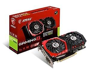 MSI GeForce GTX1050 GAMING X 2G グラフィックスボード VD6203