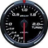 日本精機 Defi (デフィ) メーター【Racer Gauge】60φ ターボ計 (ホワイト) DF11506