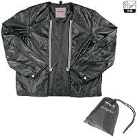 コミネ(Komine) バイクジャケット ウインドプルーフライニングジャケット ブラック 4XL 07-051 JK-051